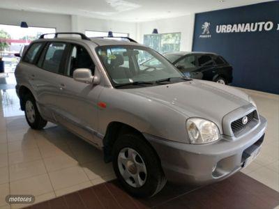 usado Hyundai Santa Fe 2.4 GLS 4x2