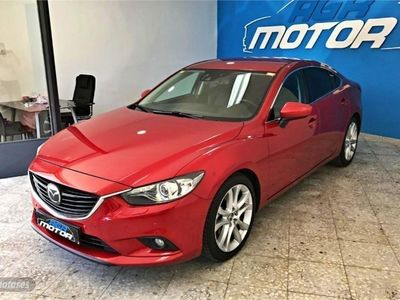 usado Mazda 6 2.2 DE 175cv AT Luxury Pack Travel