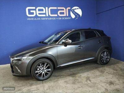 usado Mazda CX-3 2.0 SKYACTIV GE Luxury 2WD AT