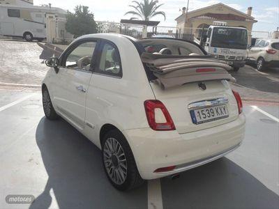 usado Fiat 500C 1.2 8v 51kW 69CV Lounge