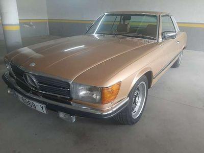usado Mercedes 250 280 SLC