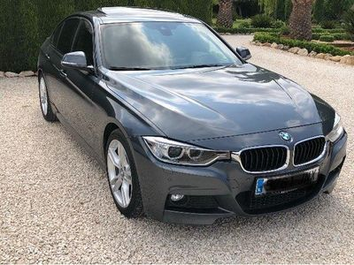 usado BMW 330 F30 Sport, Head Up,Pack M, Cuero Nav Prov, Keyless