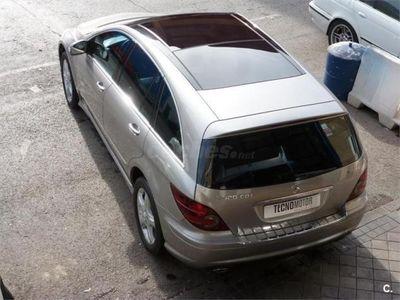 usado Mercedes R320 Clase RCdi 4matic 5p. -09