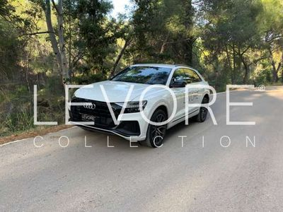 usado Audi Q8 50 TDI Black line quattro tiptronic