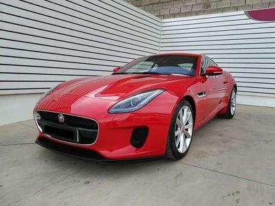 usado Jaguar F-Type 3.0 V6 SC Coupe Auto RWD