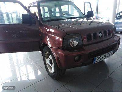usado Suzuki Jimny 1.3 16V JLX Hard Top