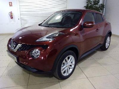 gebraucht Nissan Juke 1.5 DCI ACENTA 110 5P