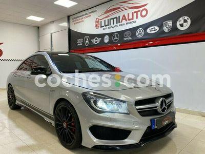usado Mercedes CLA45 AMG Clase Cla4matic 360 7g-dct 360 cv en Murcia