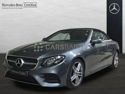 usado Mercedes E220 E220 d CABRIO[0-808+0-058]