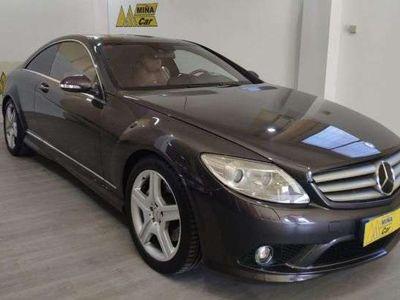 usado Mercedes CL500 2p