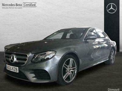 usado Mercedes E220 E220 d 143 kW (194 CV) 4p