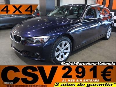 usado BMW 320 Serie 3 d xDrive Touring
