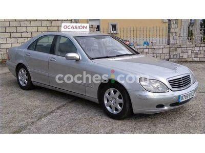usado Mercedes S400 Clase SCdi 250 cv en Pontevedra