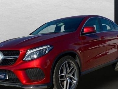 usado Mercedes 350 Clase GLE Couped 4Matic Coupe AMG-Line