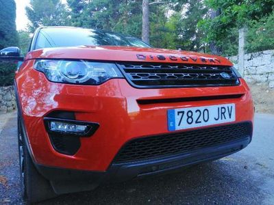 usado Land Rover Discovery Sport 2.0TD4 HSE 4x4 Aut. 180