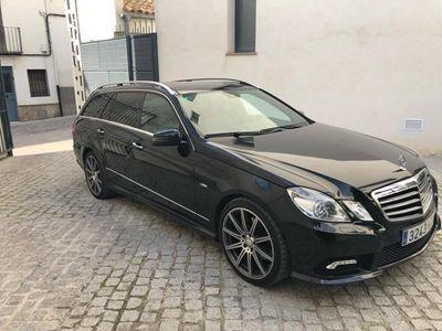 usado Mercedes E350 Estate CDI BE Avantgarde Aut.