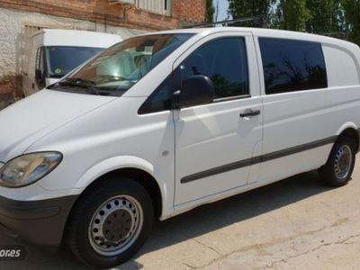 gebraucht Mercedes Vito 111CDI L Compacta