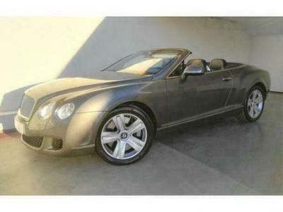 usado Bentley Continental GTC 6.0 560 2P