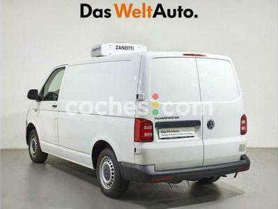 usado VW Transporter Kombi Business 2.0tdi Scr Bmt 75kw 102 cv en Cadiz