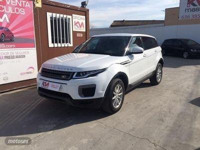 brugt Land Rover Range Rover evoque 2.0L eD4 Diesel 110kW 150CV 4x2 Pure