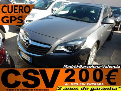 usado Opel Insignia Sports Tourer 2.0 CDTI Start & Stop Excellenc