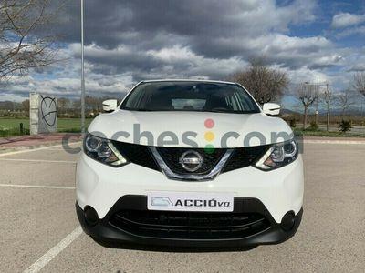 usado Nissan Qashqai 1.6dci Visia 4x4-i 130 cv en Girona