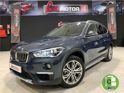 usado BMW X1 sDrive 18dA-GARANTIA OFICIAL DISPONIBLE