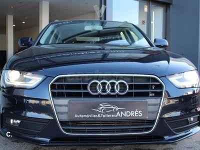 usado Audi A4 Avant 2.0 Tdi 136cv 5p. -12