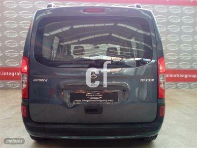 usado Mercedes Citan 111 CDI Combi Crew Largo