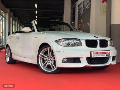 used BMW 118 Cabriolet 118d