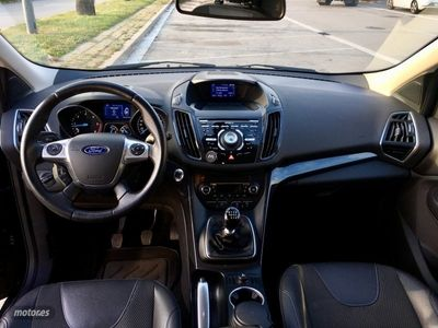 gebraucht Ford Kuga 2.0 Tdci 140cv titánium 4x2
