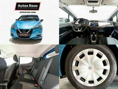 usado Nissan Micra 1.0G 52 kW 70 CV Acenta