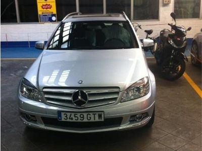 usado Mercedes 170 Clase c C ESTATE 220 CDI AVANTGARDE