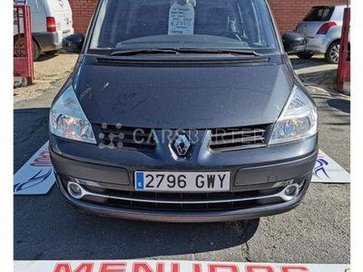 usado Renault Espace 25 Aniversario 2.0 dCi 150 CV FAP 5p