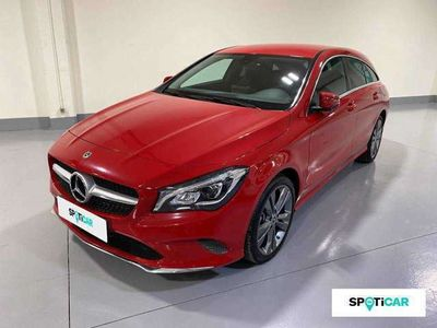 usado Mercedes CLA200 Shooting Brake Clase CL d -