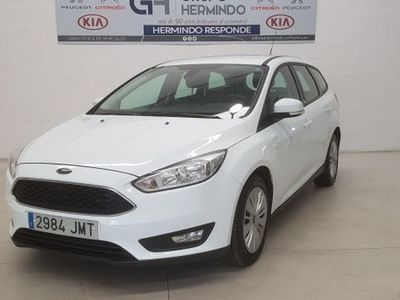 used Ford Focus Sb. 1.5TDCi Trend+ 120