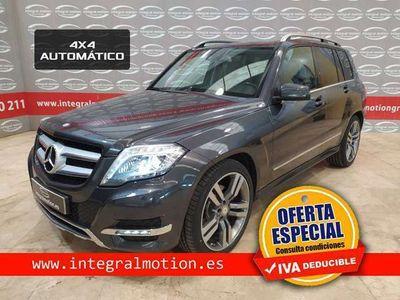 usado Mercedes GLK220 ClaseCDi 4M