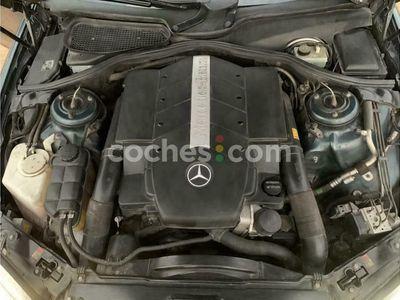 usado Mercedes S500 Clase S4m Aut. 306 cv en Alicante