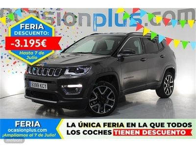 used Jeep Compass 2.0 Mjet 103kW Opening Edition 4x4 AD AT