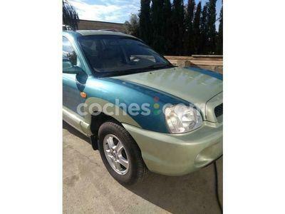 usado Hyundai Santa Fe 2.7 24v. Aut. Gls Full 170 cv en Girona