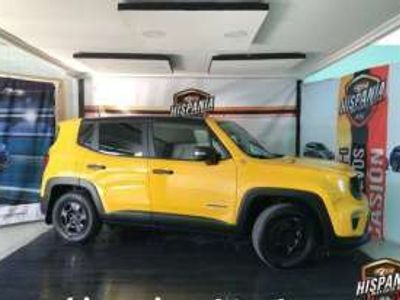 usado Jeep Renegade Gasolina