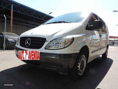 usado Mercedes Vito 111 CDI Mixto Compacta
