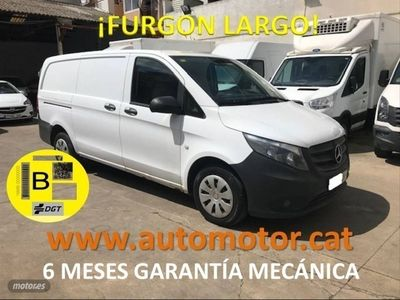 usado Mercedes Vito 111 CDI Larga