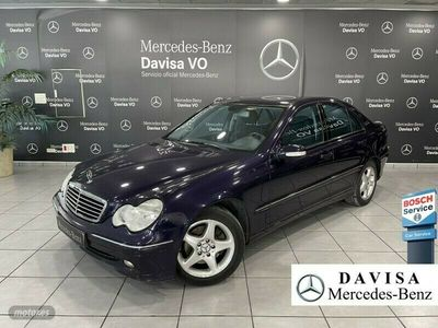usado Mercedes C270 ClaseCDI Avantgarde 170cv manual 6vel. 4p.