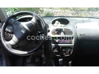 usado Peugeot 206 1.4hdi X-line 70 cv en Illes Balears