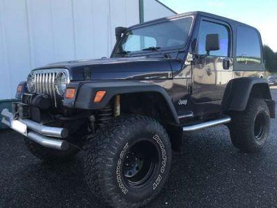 usado Jeep Wrangler 4.0
