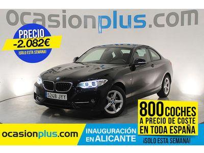 usado BMW 218 218 i Coupe (136 CV)