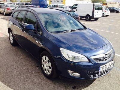 usado Opel Astra St 1.7cdti Excellence