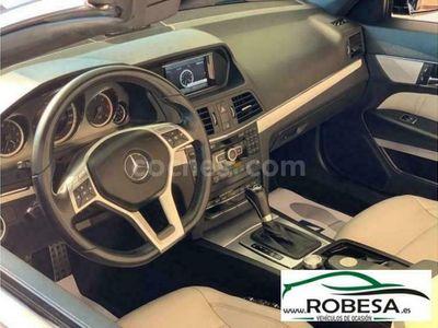 usado Mercedes E220 ClaseBE Edition Avantgarde