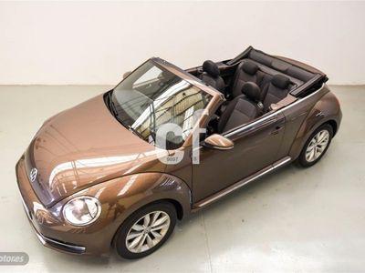 usado VW Beetle Cabrio Design 2.0 TDI 110CV BMT